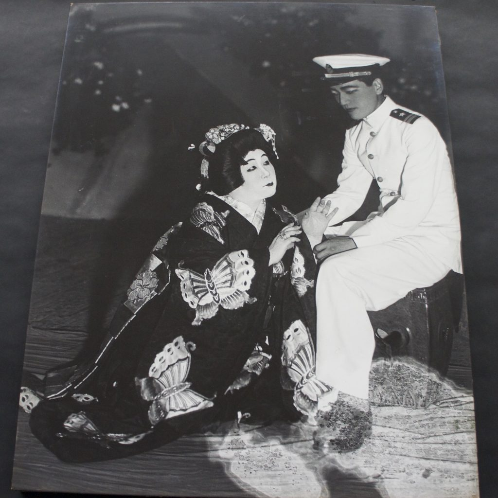 三浦環 蝶々夫人 S.12.6