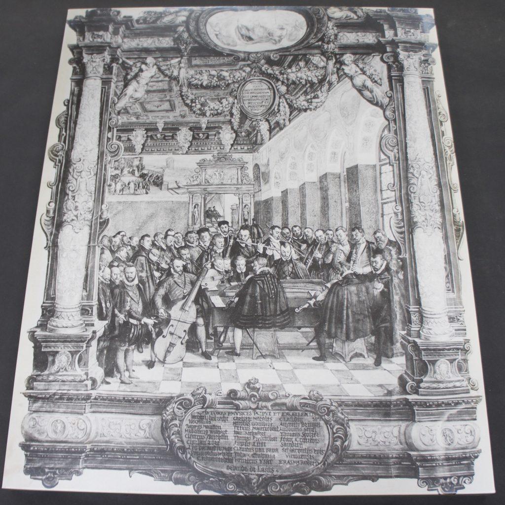 ◆オルランド・ディ・ラッソとバイエルン公の宮廷楽団
